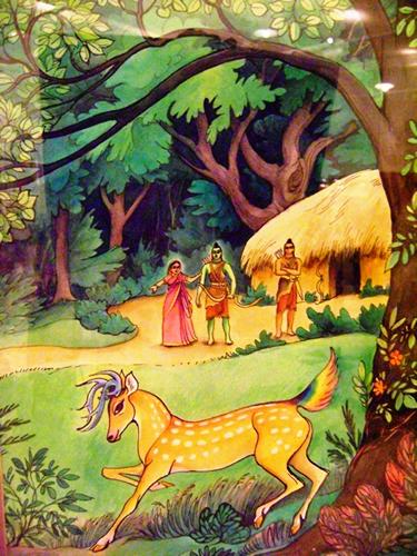 the-golden-deer-entices-sita