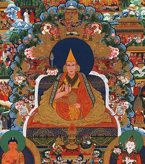 dalai lama re avalokiteshvara meditation