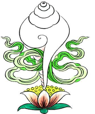 Dunghar-Conch-Shell