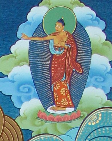 buddha showing way 12 links